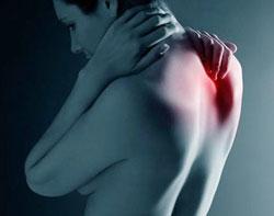Боли в грудном отделе позвоночника