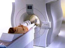 Проведение МРТ колена