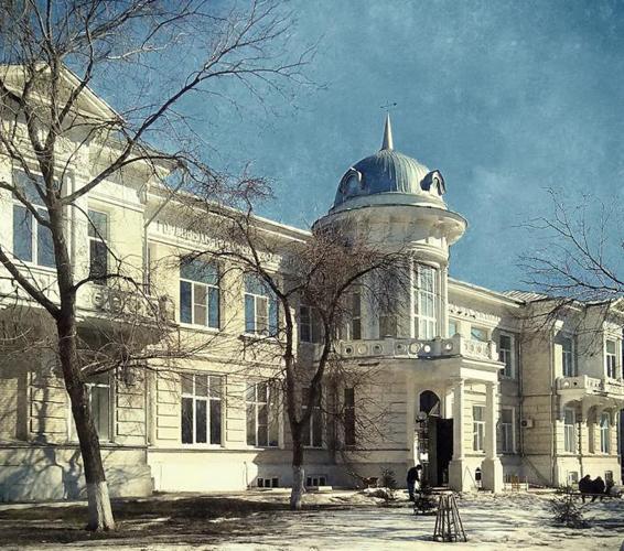 МРТ в третьей городской больнице, Саратов