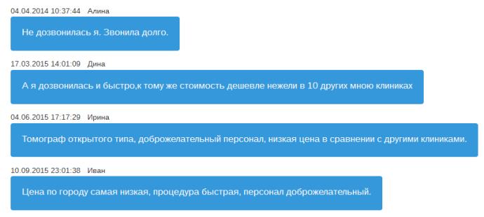 Отзывы об Академии Здоровья в Нижнем Новгороде