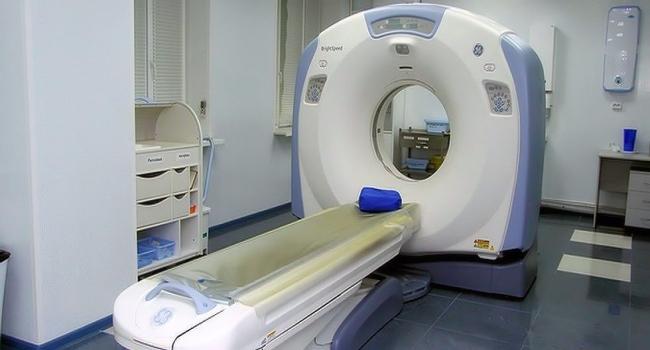 Компьютерная томография тонус