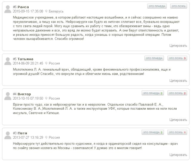 Отзывы о клинической больнице №2 в Нижнем Новгороде