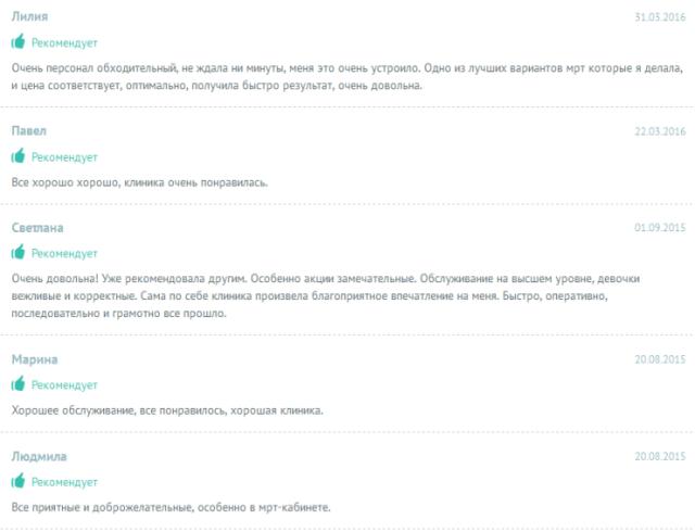 Отзывы о Кибер Клинике Спиженко в Киеве