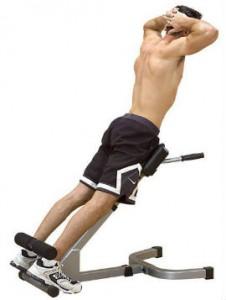 Тренажеры для мышц спины своими руками