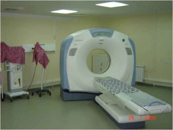 МРТ в Краевой клинической больнице №2 в Хабаровске