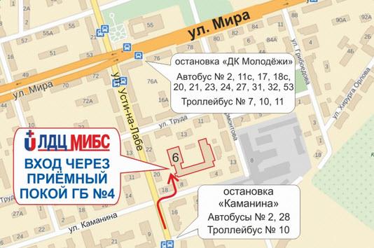 МРТ-диагностики в ЛДЦ МИБС во Владимире