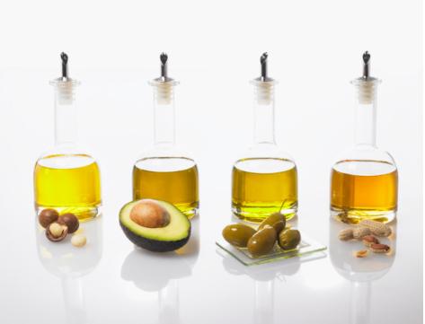 Масла при различных видах гастрита желудка