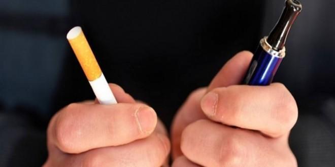 Сравнение электронной и классической сигареты