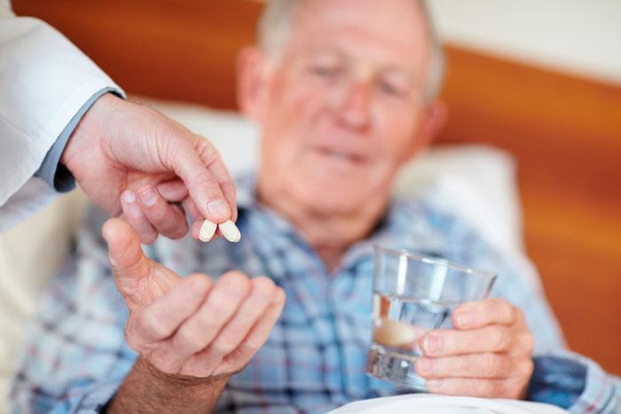 Лечение обострения язвенной болезни