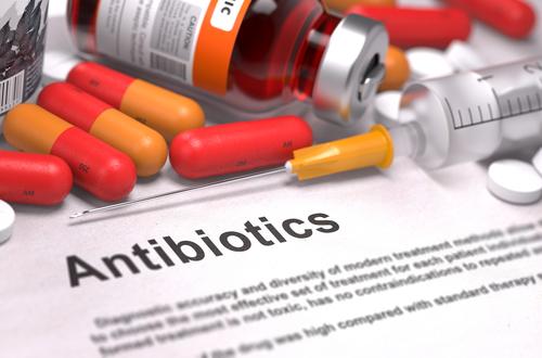 Антибиотики для лечения простуды