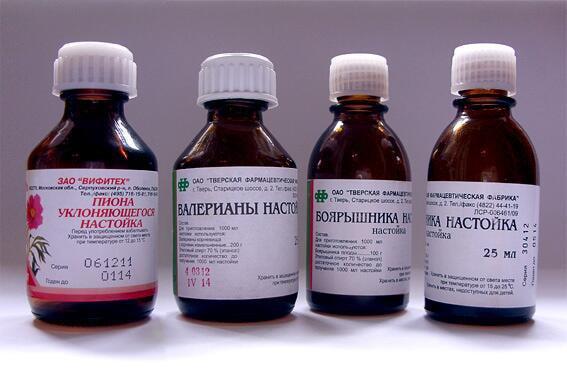 Аптечные настойки при панкреатите