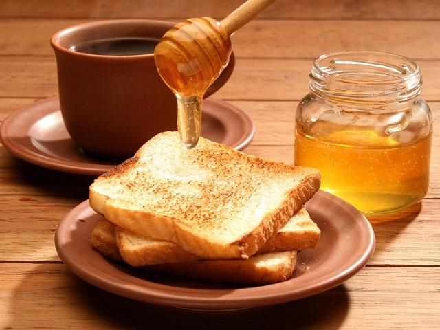 Чай с медом при простуде