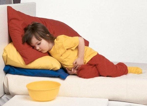 Реактивный панкреатит у детей