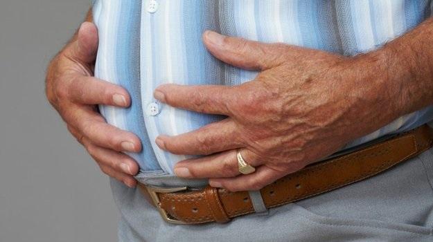 Вздутие живота — один из признаков острого панкреатита