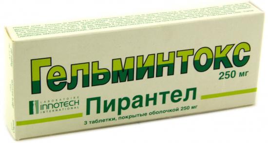 Какие препараты лечат от остриц при энтеробиозе? gelmintoks_ot_ostric