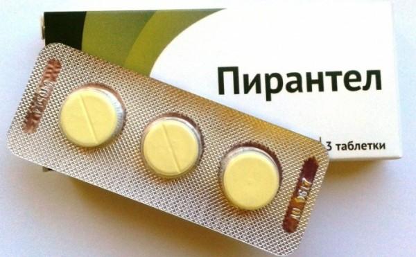 таблетки от глистов для детей 1 года