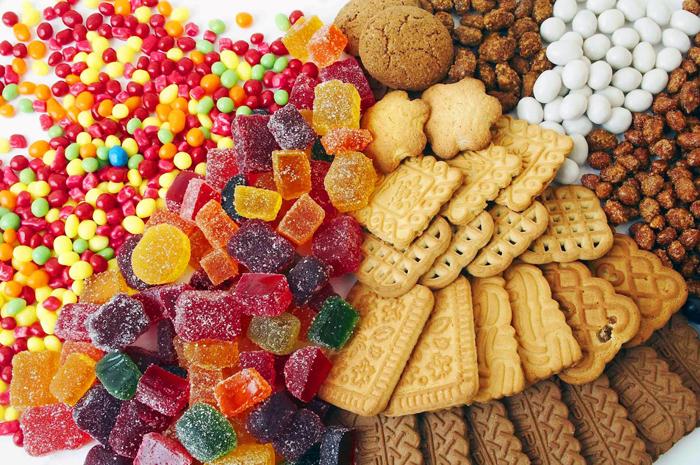 Следует ограничивать потребление сладостей во избежание многих заболеваний