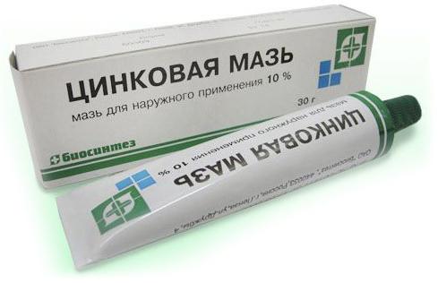 Самые эффективные мази от клещей 1370539682_cinkovaya-maz-ot-pryschey-primenenie