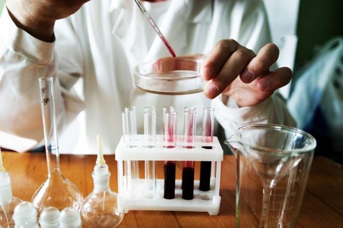 Анализ крови укушенного клещом