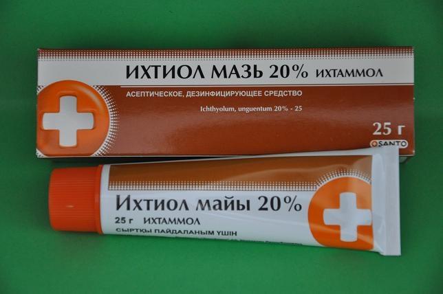 Самые эффективные мази от клещей ihtiolovaya_maz_ot_kleshey