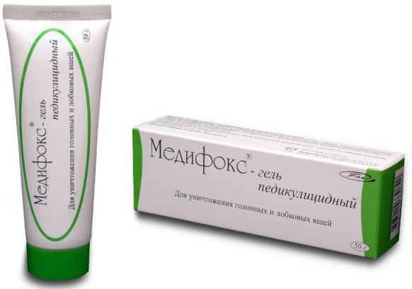 Гель Медифокс применяется не только против педикулеза, но и против других паразитарных заболеваний кожи