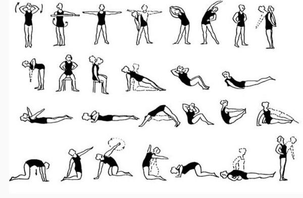 Упражнения для лечения дорсопатии поясничного отдела