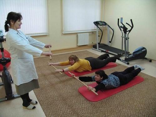 Гимнастика для лечения дорсопатии грудного отдела