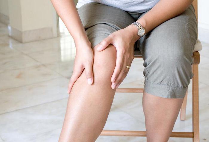 Основное показание к применению Сустагард Артро - боли в суставах