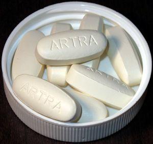 Для чего применяются таблетки Артра? tabletka_artra