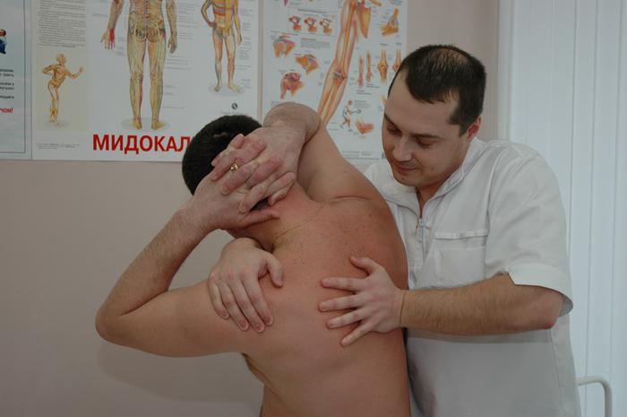 Лечебная гимнастика при торакалгии