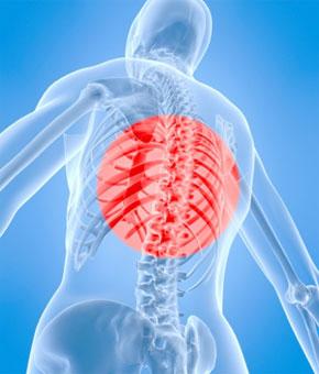 Основной симптом торакалгии — боль