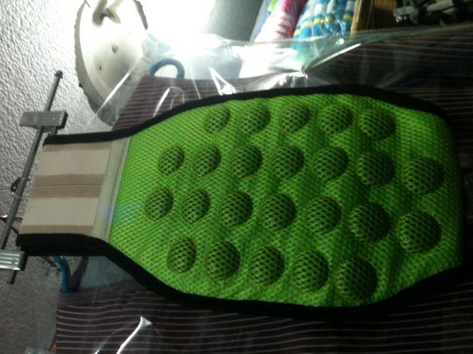 Зеленый турмалиновый пояс