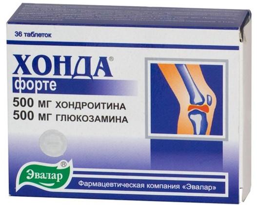 Эффективность хондропротекторов при остеохондрозе hondroprotector_honda