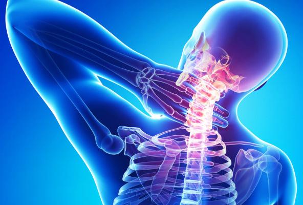 Боль в голове и шее — типичный симптом ВСД на фоне остеохондроза