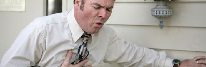 Приступ кашля при остеохондрозе