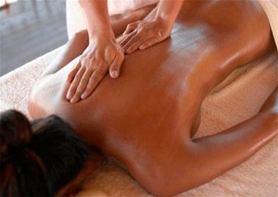 Лечение массажем шейного остеохондроза