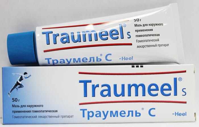 Гомеопатическая мазь Траумель С от остеохондроза