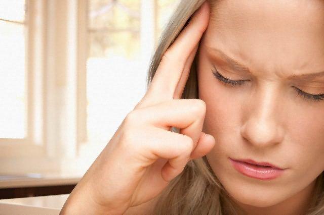 Головная боль на фоне ВСД и остеохондроза