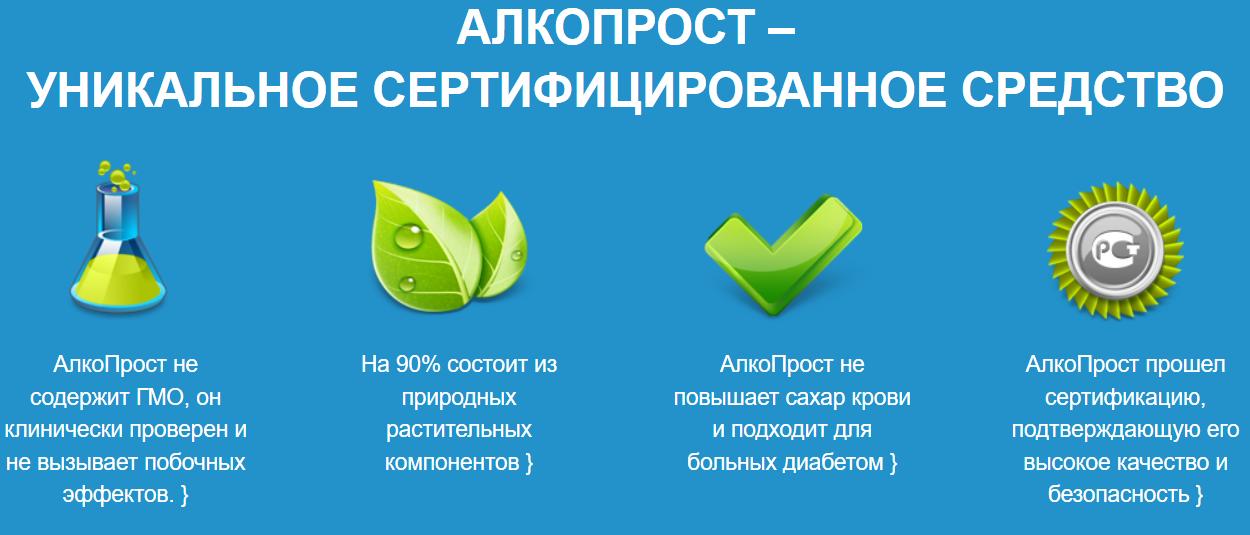 АлкоПрост deystviya-alkoprost