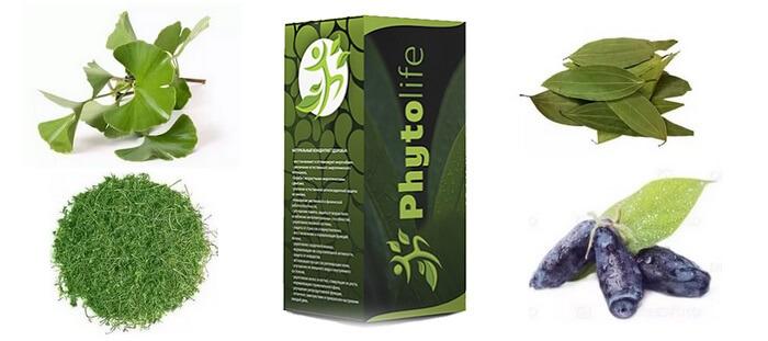 PhytoLife - средство от давления Phytolife-sostav